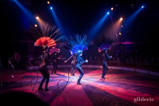 Danseuses sexy - Festival Européen du Cirque Liège