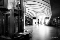 Gare de Liège-Guillemins - Photo : Gilderic