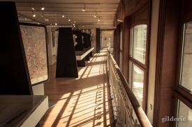 Musée de la BD Bruxelles - Photo : Gilderic