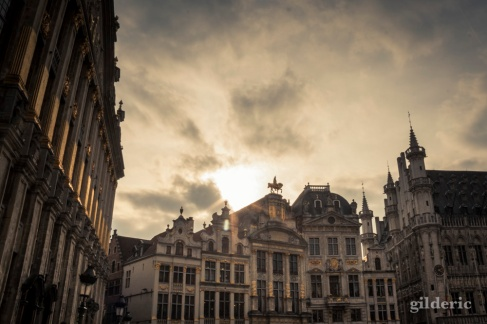 La Grand Place de Bruxelles - Photo de Gilderic