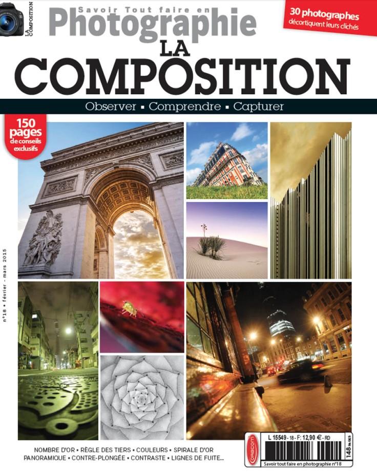 Savoir tout faire en photographie : la composition