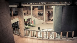 Galerie Ravenstein - Bruxelles - Photo : Gilderic