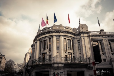 BOZAR, Bruxelles - Photo : Gilderic