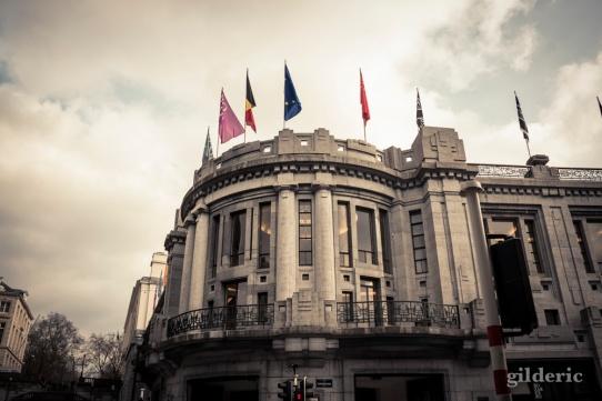 BOZAR, Bruxelles - Photo : Gilderic