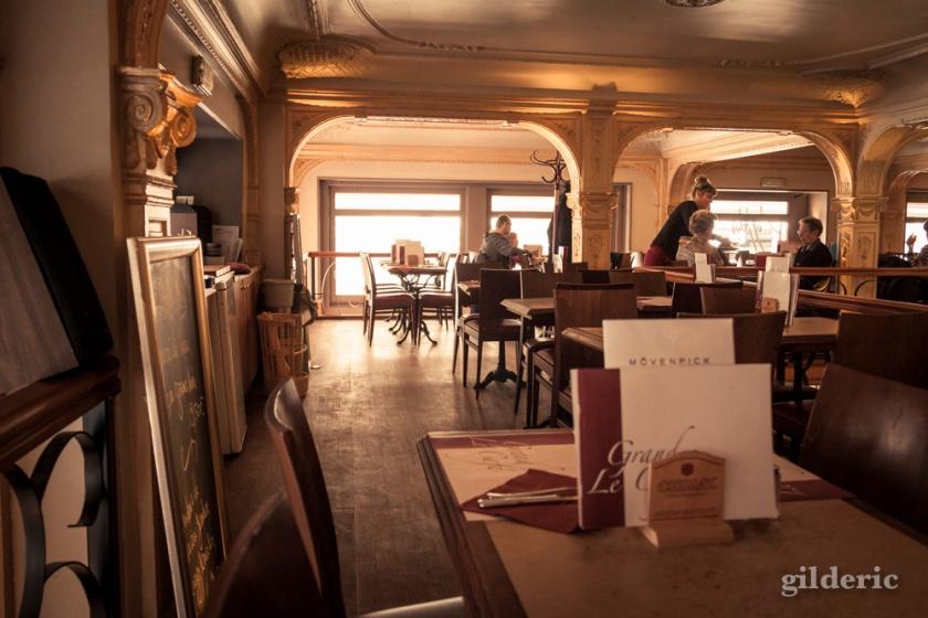 Braserie Le Grand Café (spécialités belges) -  Bruxelles - Photo : Gilderic