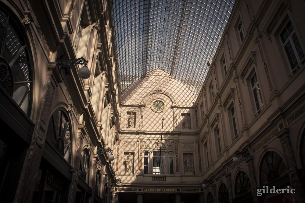 Galeries Saint-Hubert - Bruxelles - Photo : Gilderic