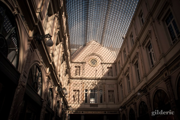Galeries Saint-Hubert - Bruxelles - Photo : Gilderic
