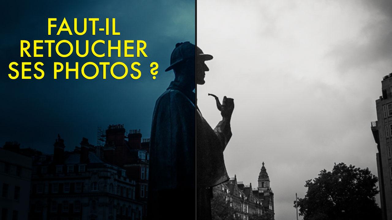 Faut-il retoucher ses photos ?