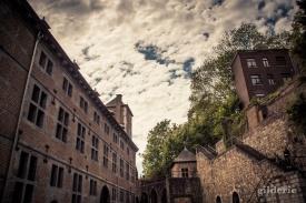 La Cour des Mineurs, Liège - Photo : Gilderic