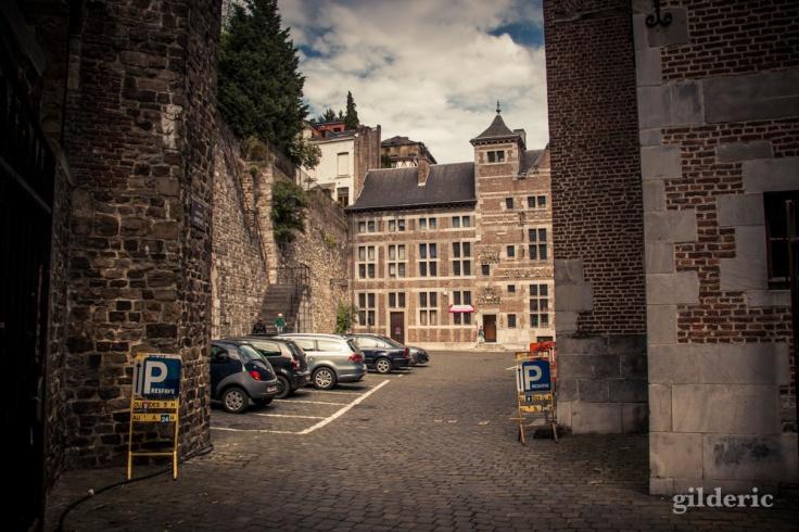 Cour des Mineurs, Liège - photo : Gilderic