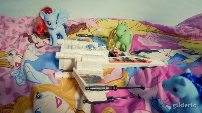 Toys : Luke Skywalker au Pays des Petits Poneys...
