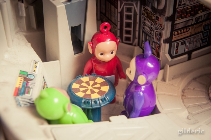 Toys : Les Teletubbies aiment Star Wars