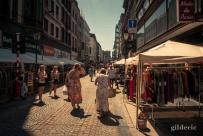 Les Reines du shopping (à Liège) - Photo : Gilderic
