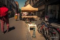 Braderie à Liège - Photo : Gilderic
