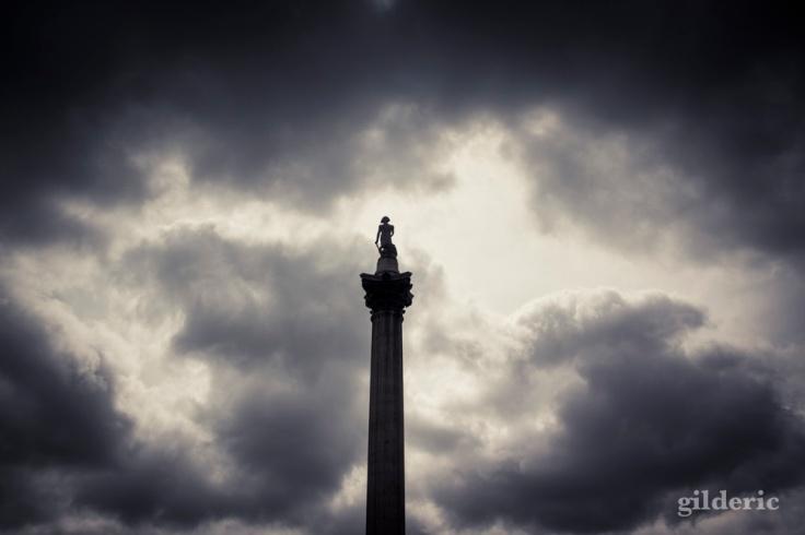 Colonne de Nelson, Trafalgar Square (London) - Photo - Gilderic