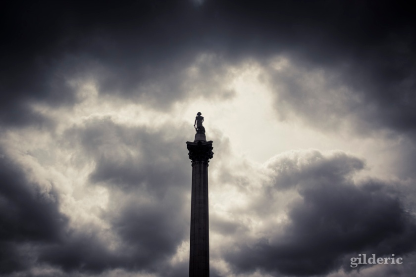 Colonne de Nelson, Trafalgar Square (London) - Photo - Gilderic