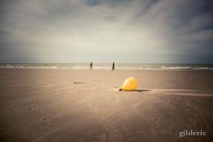 En route vers les vacances (Blankenberge, Belgique) - Photo : Gilderic