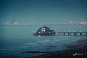 Il pleut à la mer... (Blankenberge) - Photo : Gilderic
