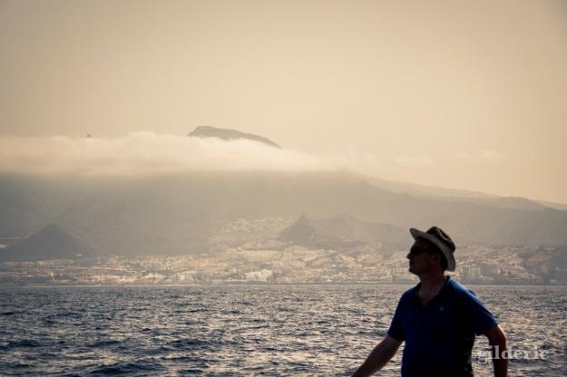 Au large de Tenerife - Photo : Gilderic