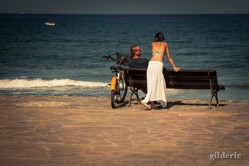 Photographier la mer avec romantisme (Tenerife) - Photo : Gilderic