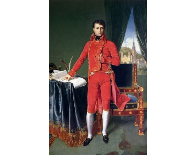 portrait-bonaparte-ingres