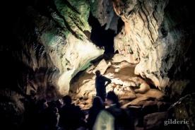 Voyage au centre de la Terre (Grottes de Remouchamps)