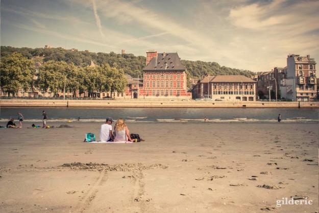 Eté en ville ou à la plage ? - Photo : Gilderic