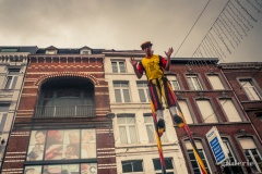 Folklore pluvieux (Outremeuse, Liège)
