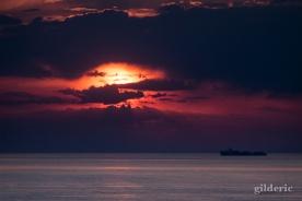 Sunset Blast ! - Blankenberge - Photo : Gilderic