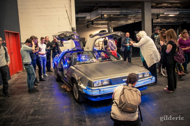 Delorean (Back To The Future) - FACTS 2015 - Photo : Gilderic