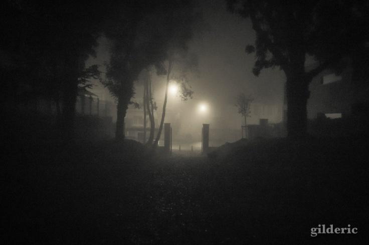 Atmosphère Halloween - Liège - Belgium