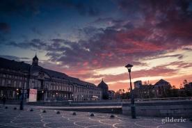 Un matin pas comme les autres... (Liège, Belgique)