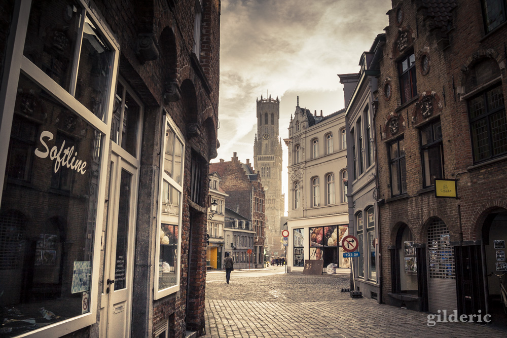 Week-end à Bruges - Photo : Gilderic