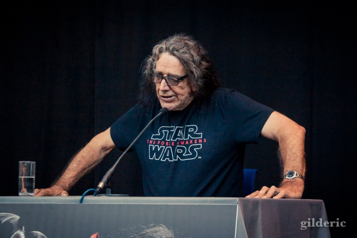 Peter Mayhew (Chewbacca) - FACTS Festival 2015 - Photo : Gilderic