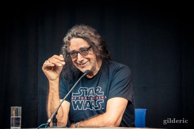 Peter Mayhew (Chewbacca) - FACTS Festival 2015 - Photo : Gilderic