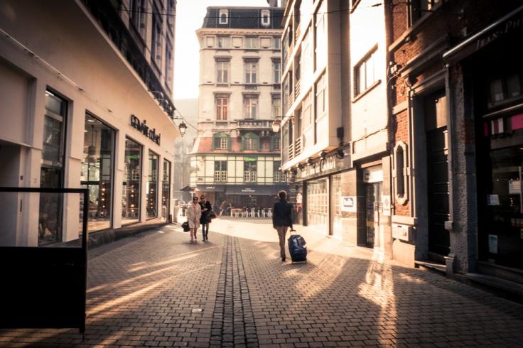Dans le Carré de Liège