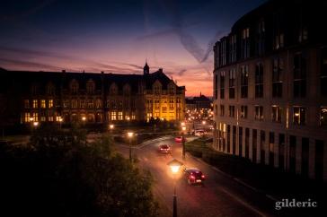 Entre la nuit et le jour... (Liège)