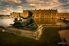 The Golden Treasure of The King (Versailles)