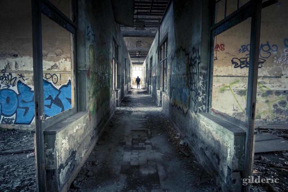 Fantôme ou humain ? - Fort de la Chartreuse