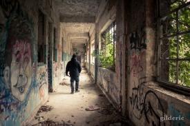Le fantôme de l'explorateur urbain - Fort de la Chartreuse