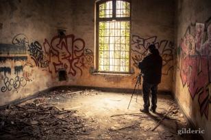 Le fantôme du photographe - Fort de la Chartreuse