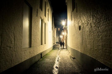 Amour dans l'impasse (à Bruges)