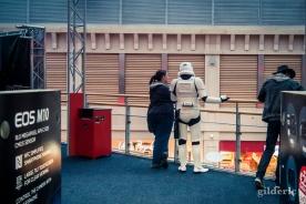 La fiancée du Stormtrooper - Liège