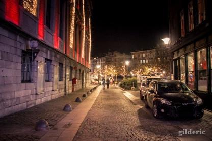 A l'ombre des lumières... (Liège)