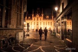Bruges, ville des amoureux...