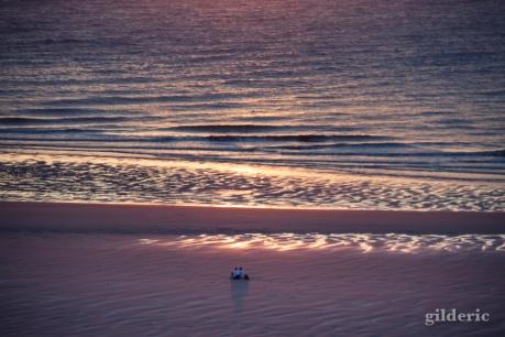 Sunset Love (Blankenberge)