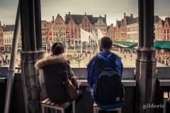 Terrace With A View (Bruges)