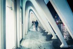 Petit matin à Liège-Guillemins