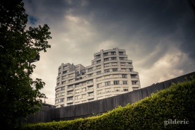 Etrange architecture - Liège