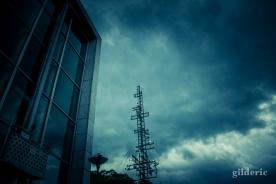 La Tour cybernétique de la Boverie (Liège)